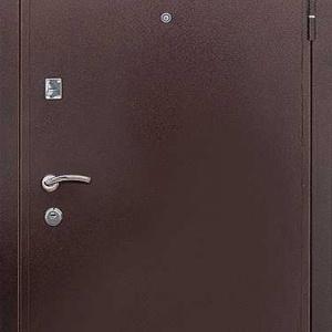 Порошковая дверь DR158