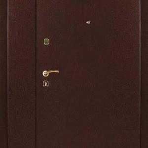 Двустворчатая дверь DR397