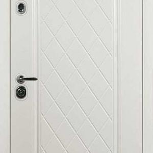 Дверь с зеркалом DR164