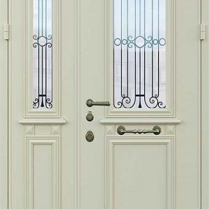 Двустворчатая дверь DR283